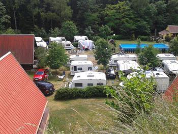 Camp Karolína