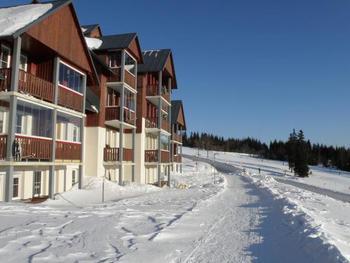 Apartmány Horní Mísečky - Špindlerův Mlýn 1035 m.n.m.