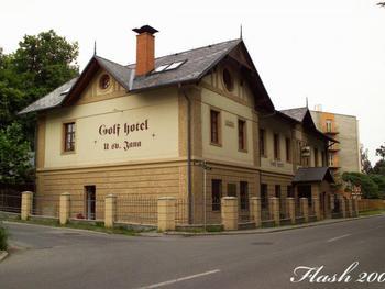 GOLF HOTEL ŠILHEŘOVICE, spol. s r.o.