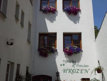 Penzion Hrozen
