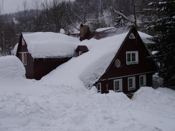 Horská bouda Borůvka