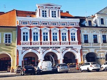 Hotel a restaurace Sokolský dům