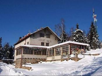 Chata na Luckém vrchu