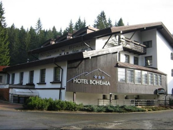 HOTEL BOHEMIA, ŠPIČÁK