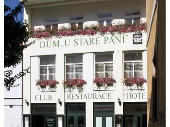 Hotel U staré paní