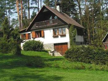 Rekreační chata v Českém Švýcarsku