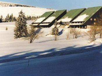 Horský hotel Tetřeví boudy