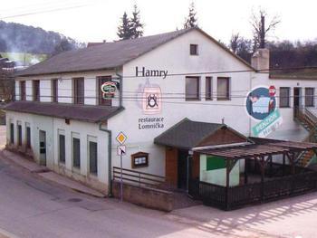 Ubytovna Penzion Hamry Tišnov