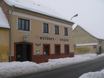 Penzion a restaurace U Točíka