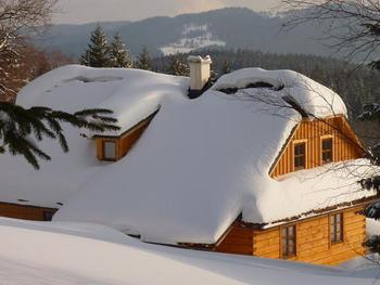 Horská chata Dům sv. Josefa na Gruni