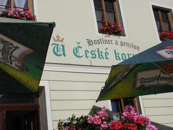 Penzion U České koruny