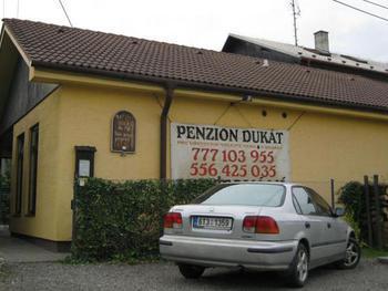 Penzion Dukát