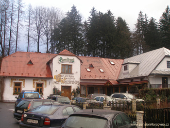 Penzion Harcovna