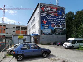 Ubytovna Košická 471