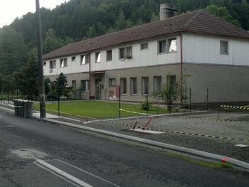 Ubytovna, dům chráněného bydlení manželé Krškovi