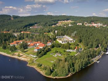 Ubytování Lipno  DOKY Holiday resort