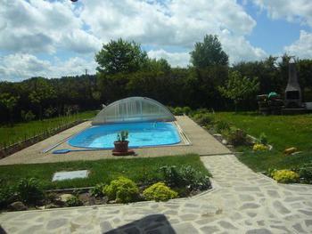 Ubytování v apartmánu u Svítků s bazénem
