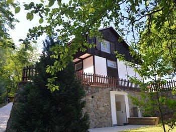 Jan Pavlík - Jeníkova chata
