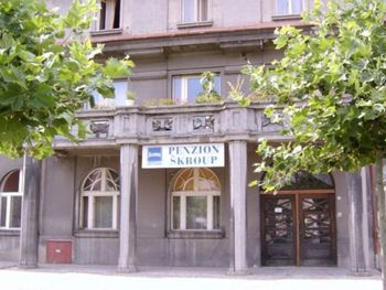 Penzion Škroup