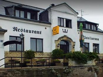 Restaurant - penzion Zlatá koruna