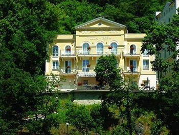 Penzion Villa Rosa