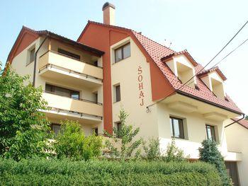 Ubytování - Vila Šohaj Luhačovice