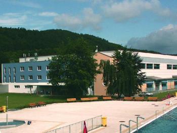 Ubytovna a restaurace Aquapark