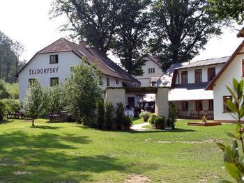 Šejdorfský mlýn