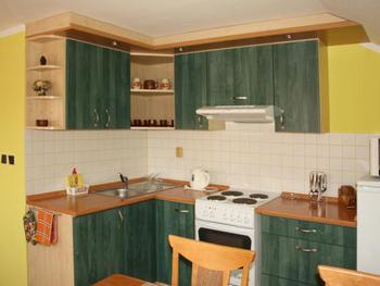 Apartmány Villa- Appartements
