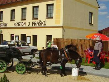 Penzion U Prášků