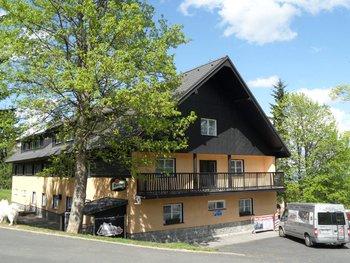 Horská chata Cihelny