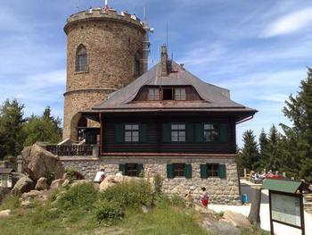 Chata Kleť