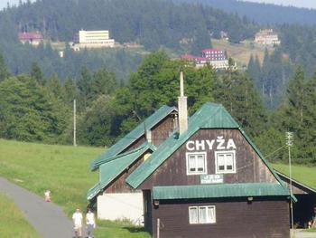 JZD Staré Hamry, družstvo - Chyža