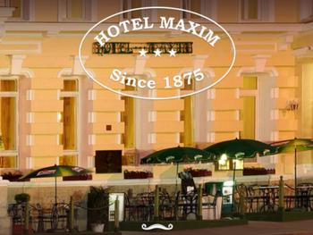 Kozel František - Hotel Maxim