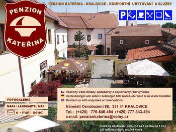 Penzion Kateřina