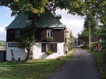 Horská bouda Šubišák