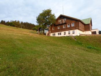 Chata Zahrádky - Seibert