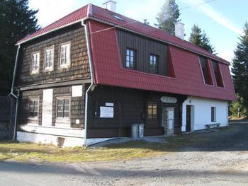 turistická chata Fram, Šumava- Filipova Huť