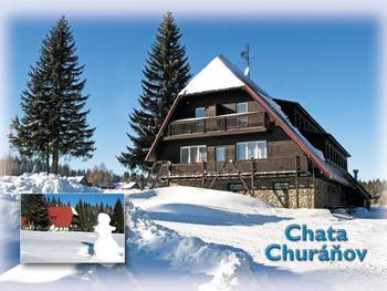 Chata Churáňov