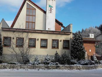 Karel Říha - Hotel Sněžník