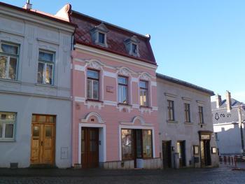Ing. Eva Kostelecká - Penzion pod kostelem