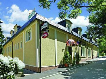 Hotel Francis Františkovy Lázně