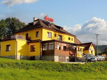 Hotel Rychleby Černá Voda