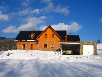 Chalupa Dolní Morava