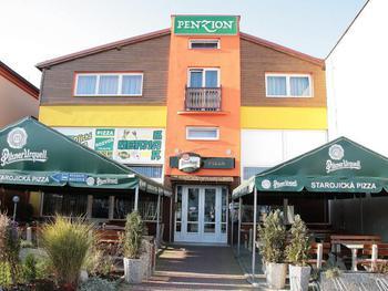 Penzion-Hotel Starojická Pizza