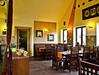Restaurace a penzion Touha