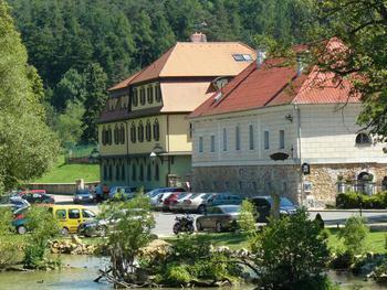 Lázně Leopoldov - Hotel