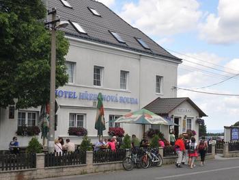 Hotel Hřebenová bouda