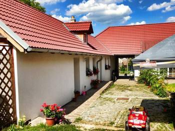 Apartmány Jílovice u Třeboně - Mgr. Miloslava Smržová