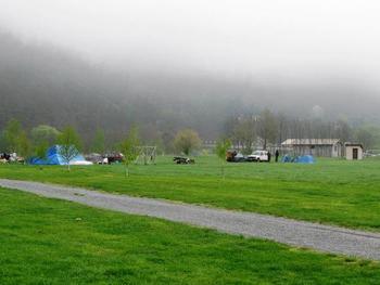 Tábořiště Pikovice